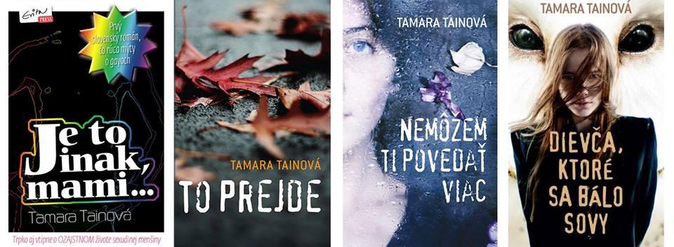 knihy tamara tainova